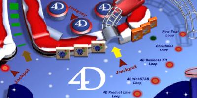 4D Pinball