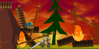 Armadillo Knight 1