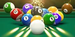 Billiard Blitz online spielen