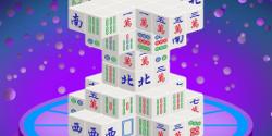 Mahjong 3D online spielen